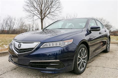 review 2015 acura tlx 3 5l sh awd 95 octane