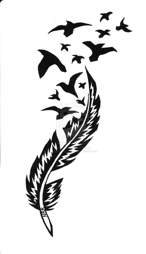 tribal feather tattoo designs блузка моей мечты on celtic