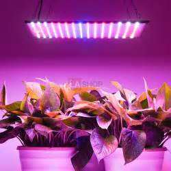 225 led grow light panel review 225 high power blue led plant grow light panel thelashop