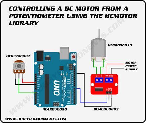 arduino tutorial mosfet arduino control a dc or stepper motor from a