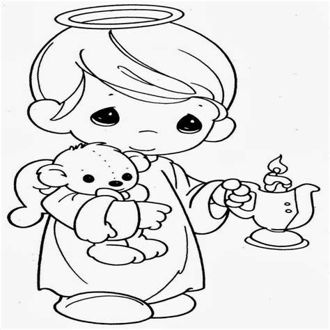 dibujos de navidad para colorear faciles banco de imagenes y fotos gratis angeles de navidad para