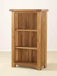 Narrow Oak Bookcase Montana Narrow Oak Bookcase