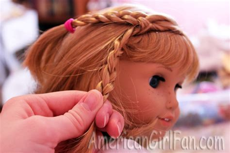 americangirlfan doll hairstyles hairstyles for dolls with short hair hairstyles