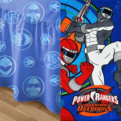 power rangers bedroom accessories details about power rangers dino thunder operation