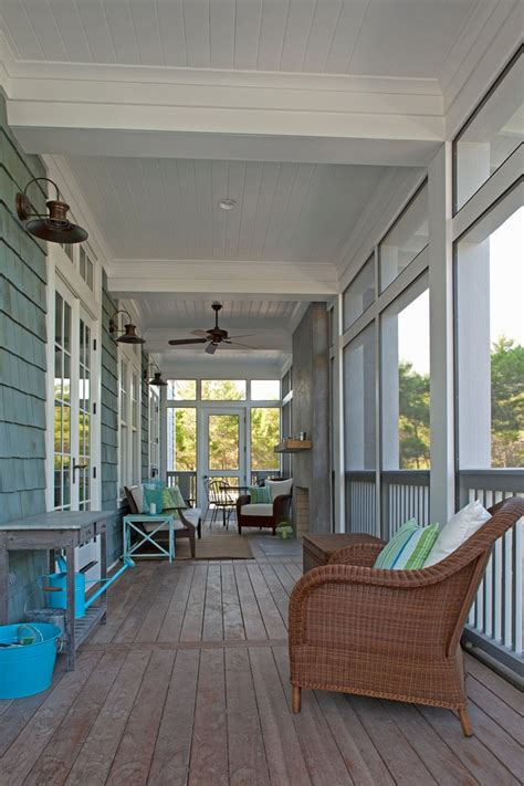 outstanding enclosed ceiling fan porch  sliding glass