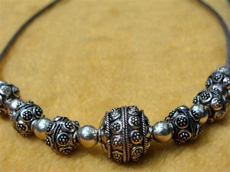 Oxidised Jewelry   Utsavpedia