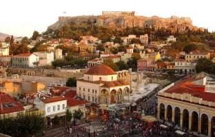 All About Athens by Itb 2015 Athens Gains Ground As Top Tourism For