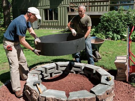 How To Make A Pit In Backyard by Diy Firepit Outdoor Pit Ideas Decorationy