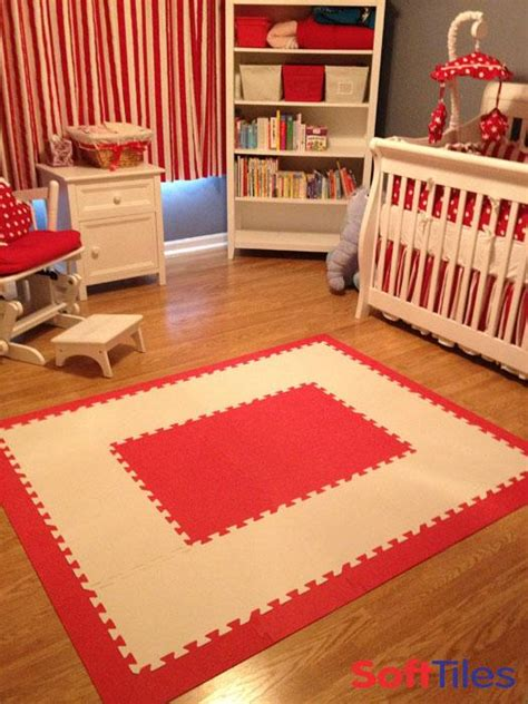 cat in the hat rug cat in the hat themed playroom using softtiles interlocking foam mats