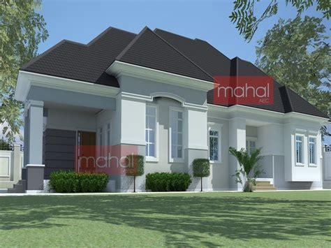 4 Bedroom Bungalow Design 4 Bedroom Bungalow Plan In Nigeria 4 Bedroom Bungalow House Plans Design Modern