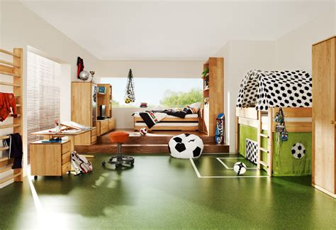 football themed bedrooms soccer decor ultimate inspiration for football soccer fan