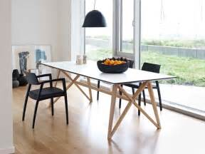 Kitchen Dining Table Butterfly Ash Modern Dining Table Modern Dining Tables By Wharfside
