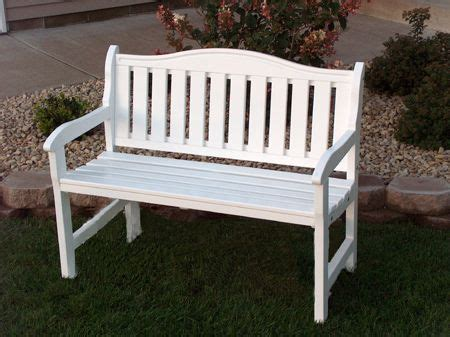 white benches for sale white garden bench outdoor living love pinterest