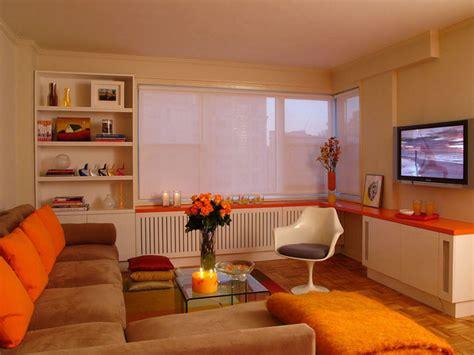 orange living room designers portfolio