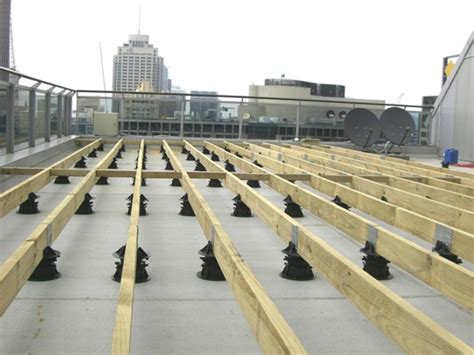 Paver Pedestals Wall Coverings Wood Concrete Pavers Roof Deck Pedestals