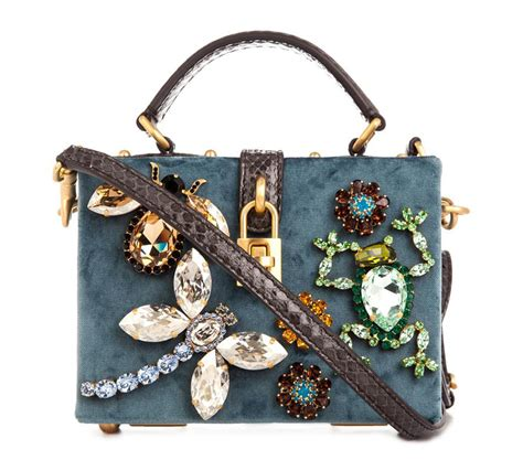Dolce And Gabbana Patchwork Clutch by Beautiful Ornate Evening Clutches From Dolce Gabbana