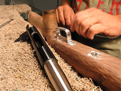 woodworking doan trevor custom rifle building