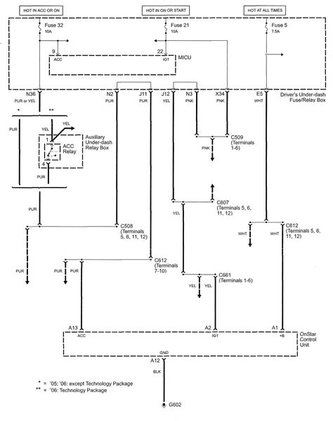2005 acura wiring diagram trusted wiring diagrams acura rl 2005 wiring diagrams onstar system carknowledge