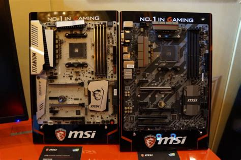 Msi B350m Gaming Pro Am4 Amd Promontory B350 Ddr4 Usb3 1 Sata3 amd reveals an army of ryzen pcs and am4 motherboards pcworld