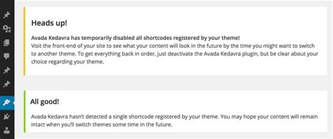 avada theme update change log github glueckpress avada kedavra disables all wordpress