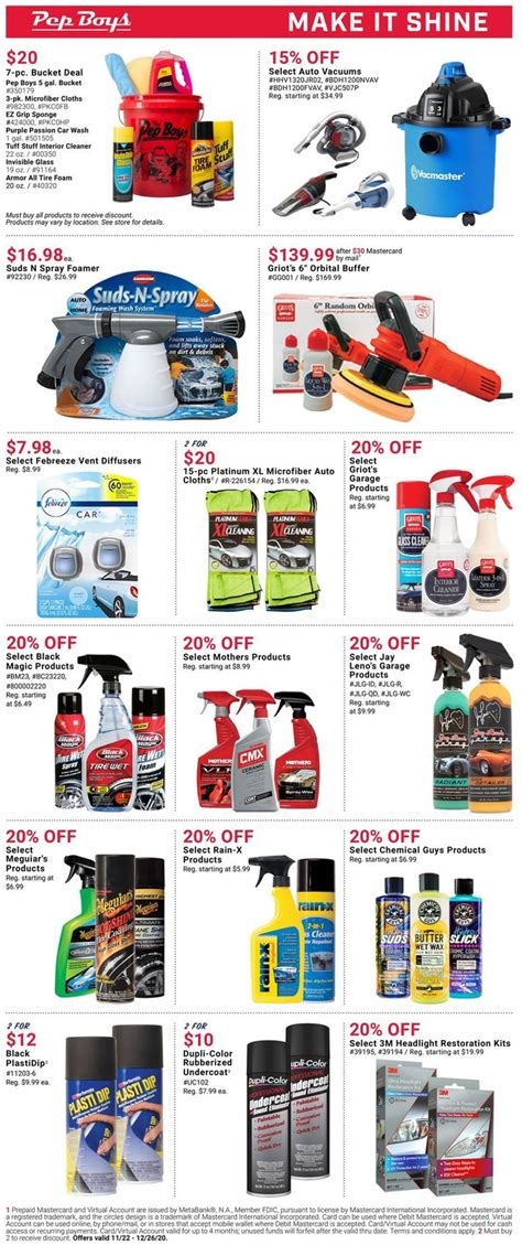 pep boys black friday  current weekly ad
