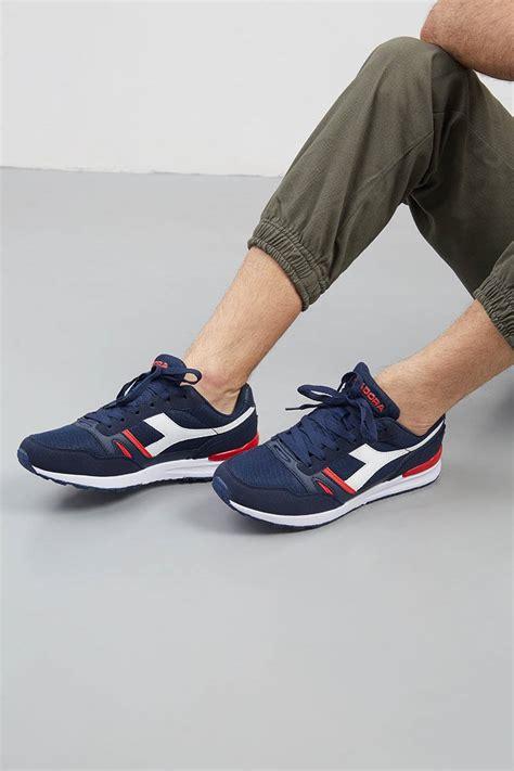 Sepatu Casual Sporty Diadora Vertu sell diadora fidelio senakers navy sneakers