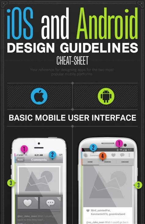 android app layout guidelines die wichtigsten design guidelines f 252 r ios und android