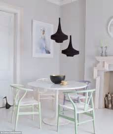 Marks And Spencer Kitchen Furniture Lifestyle Pastel Power Daily Mail Online