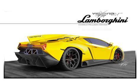 lamborghini veneno design lamborghini veneno sv concept facelift on behance