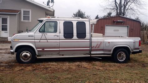 BF Exclusive: 1984 Ford E350 Centurion Conversion