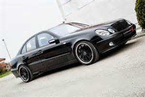 2002 Mercedes E500 2002 Mercedes W211 E500 By Kleemann Domanig