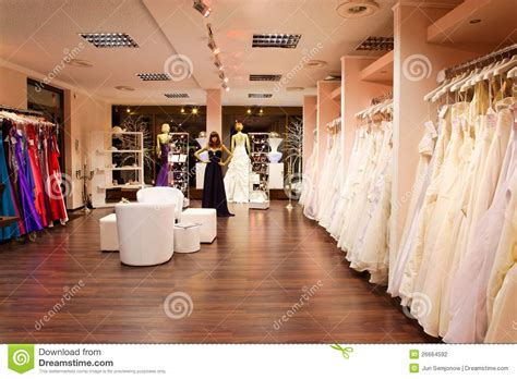 The Bridal Shop by The Bridal Shop Stock Photography Image 26664592