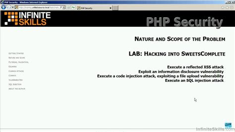 Php Tutorial Udemy | دانلود udemy writing secure php code php security
