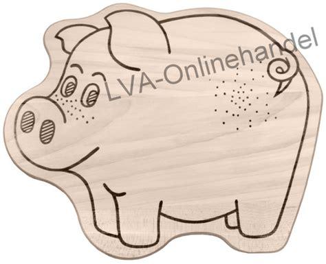 Hochzeitsartikel Mit Individueller Gravur Bestellen by Fr 252 Hst 252 Cksbrettchen Aus Holz In Motivform Schwein Lva