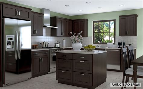 brown kitchen cabinets modification for a stunning kitchen kitchen grey floor brown cabinets savae org