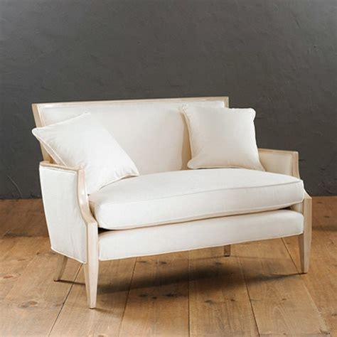 ballard designs settee bettina settee traditional indoor benches by ballard