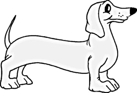 dachshund puppies coloring pages dachshund dog coloring page dog coloring pages org