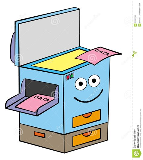 Where Can I Make Paper Copies - xerox machine clipart
