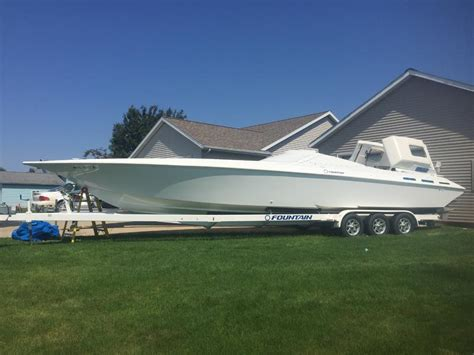 fountain boats for sale on craigslist fountain new and used boats for sale in michigan