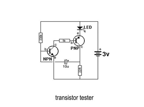 transistor darlington test 5 cool projects with a general transistor