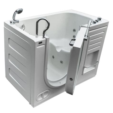 heated whirlpool bathtubs bathtubs whirlpool tubs at the home depot