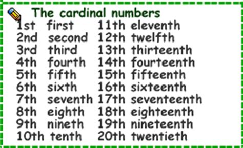 imagenes de numeros ordinales en ingles instituci 243 n educativa colegio jaime garz 243 n los n 250 meros