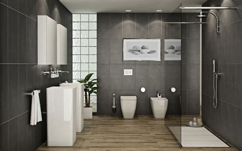 Contemporary Bathroom Tile Ideas by 25 Must See Modern Bathroom Designs For 2014 Qnud