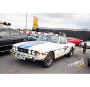 View Of Triumph Stag Photos Video Features And Tuning