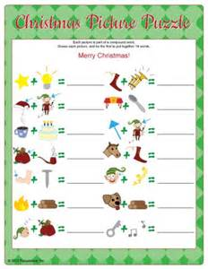 christmas picture puzzle games pinterest picture