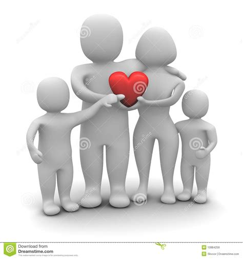 pictures of family happy loving family stock illustration image of