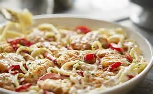 Chicken Carbonara Olive Garden chicken carbonara lunch dinner menu olive garden