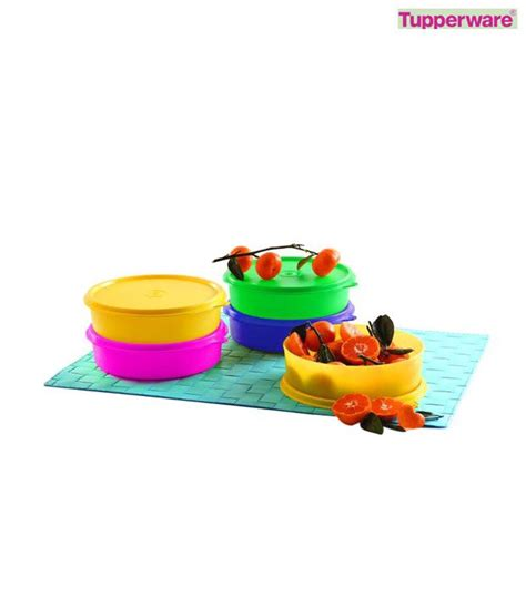 Small Handy Tupperware 1 tupperware handy bowl set