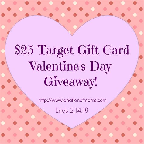 Win Our Fabulous Valentines Day Giveaway By Lulus by 25 Target Gift Card Giveaway A Nation Of