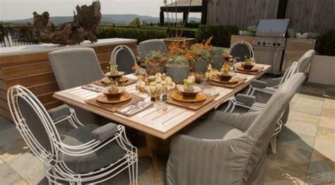 graue st hle 29 originelle terrassen gestaltungsm 246 glichkeiten